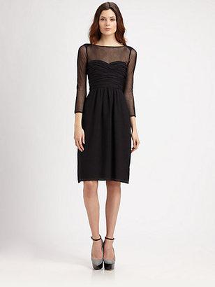 Burberry Illusion Dress