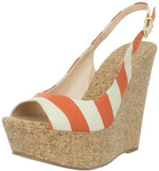 Jessica Simpson Women's JS-Amande Wedge Sandal