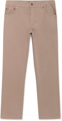 Hackett Trinity Regular Fit Cotton Five Pocket Chino Trousers