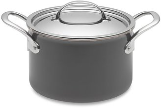 Williams-Sonoma Hard-Anodized Copper Core Soup Pot, 4-Qt.