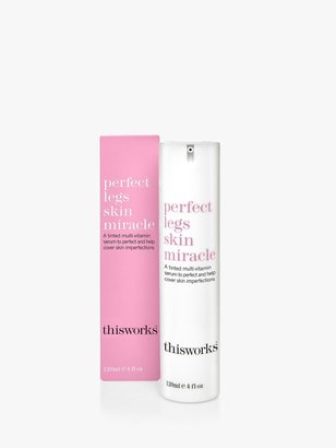 This Works Perfect Legs Skin Miracle, 120ml