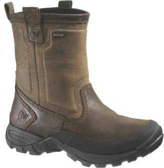 Merrell Men's Bergenz Waterproof Winter Boot