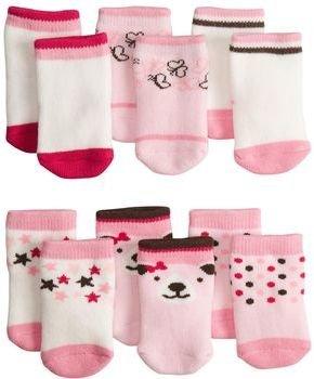 Osh Kosh 6-Pack Socks