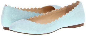 Betsey Johnson Blue by Dance Women's Flat Shoes
