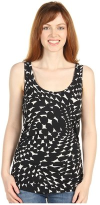 Kenneth Cole New York Momentum Rouched Racerback Tank