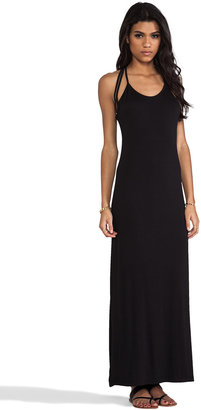 This is a Love Song Acrobat Maxi Dress