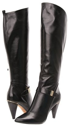 Dolce Vita Ellen (Black Leather) - Footwear