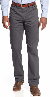 Alfani Slim Fit Pinstripe 5-Pocket Pants, Created for Macy's $34.98 thestylecure.com
