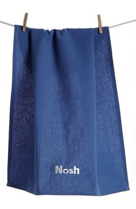 Design Imports 'Nosh' Embroidered Kitchen Towel