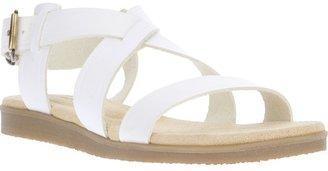A.P.C. flat sandal