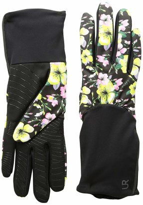 URBAN RESEARCH U|R Women's Ruched Stretch Glove