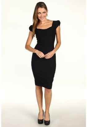 The Cool People Stop Staring! for Billionaire Baby (Black) Women's Dress