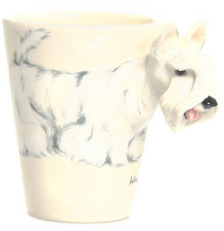 Blue Witch Ceramics Wheaten Scottish Terrier Mug