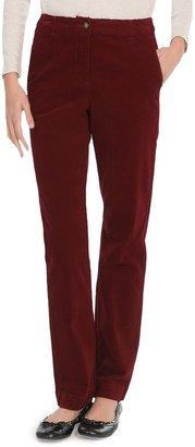 Pendleton Dress Code Pants - Fine Wale Corduroy (For Women)