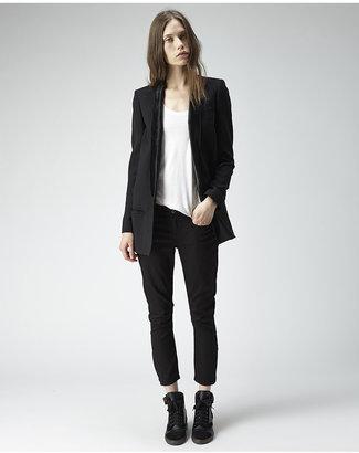 Helmut Lang long suit blazer