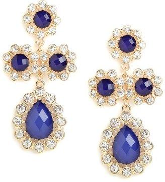 BaubleBar Queen Victoria Sapphire Drops