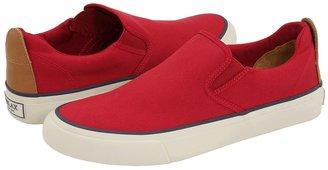 Tommy Bahama Kona Canvas Slip-On (Red) - Footwear