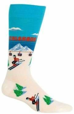 Hot Sox Colorado Graphic Mid-Length Socks