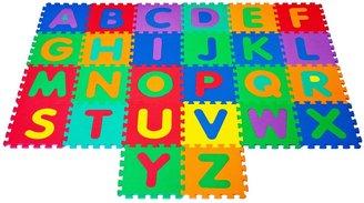 Foam Floor Alphabet Puzzles Mat Set