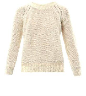 Etoile Isabel Marant Fews mohair-knit sweater