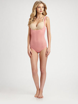 Wolford Tulle Forming Bodysuit