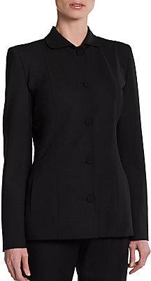 Fendi Spread-Collar Suit Jacket