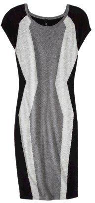 labworks Petites Short-Sleeve Sweater Dress - Assorted Colors