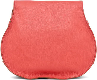 Chloé PINK PARTY EXCLUSIVE Medium Marcie Satchel in Paradise Pink