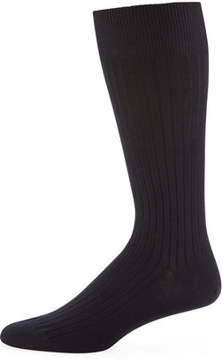 Neiman Marcus Core-Spun Socks, Ankle