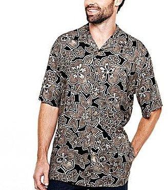 JCPenney Island ShoresTM Rayon Print Shirt