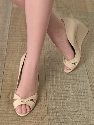 Rupert Sanderson Peggy wedge sandals