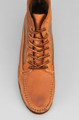 Red Wing Shoes Vibram Lug Boot