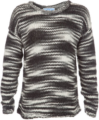 Cardigan - Space Dye Sweater