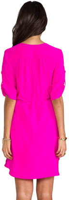 Amanda Uprichard Pocket Dress