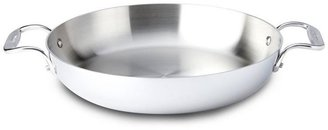 All-Clad 12-in. Stainless Steel Stainless Low Casserole