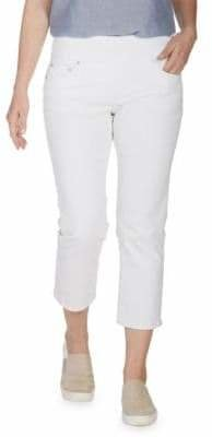 Jag Jeans Peri Straight Cropped Pants