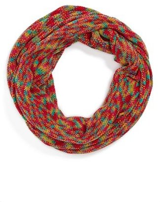 Capelli of New York Space Dye Infinity Scarf (Juniors) (Online Only)