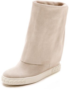 Casadei Reena Fold Over Boots $750 thestylecure.com