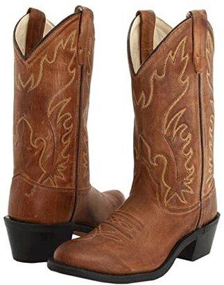 Old West Kids Boots J Toe Western Boot (Big Kid)