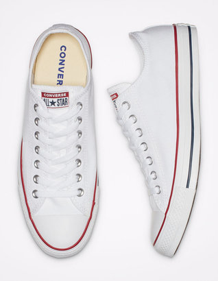 Converse Chuck Taylor All Star White Low Top Shoes