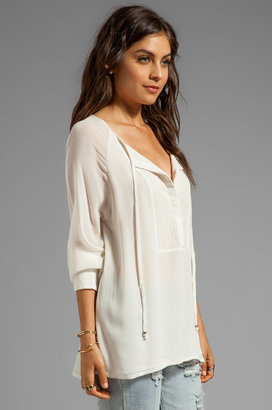 Sanctuary Soft Wovens Embroidery Tunic
