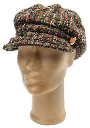 Collection XIIX Boucle Cabby Hat with Stone Jewel Accent $7.70 thestylecure.com