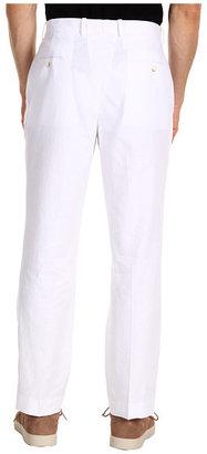 Perry Ellis Regular Fit Linen Cotton Suit Pant