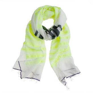 Lemlem Ishi gauze scarf