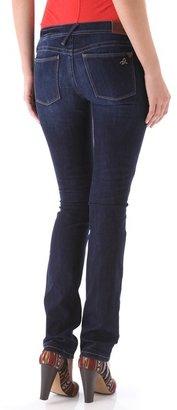 DL1961 Kate Maternity Slim Straight Jeans