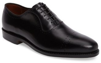 Men's Allen Edmonds 'Vernon' Oxford $395 thestylecure.com
