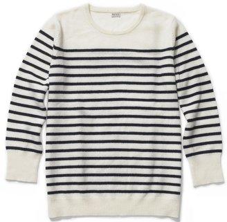 Kule Preston Cashmere Stripe Sweater