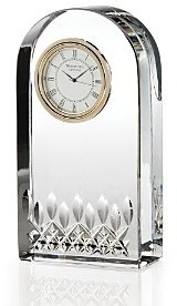 Waterford Lismore Essence Desk Clock