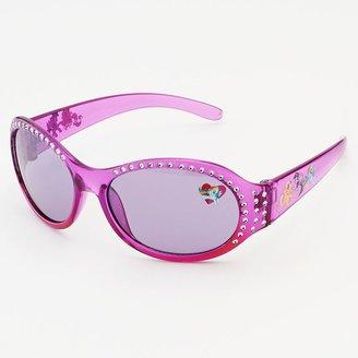 My Little Pony rhinestone round sunglasses - girls
