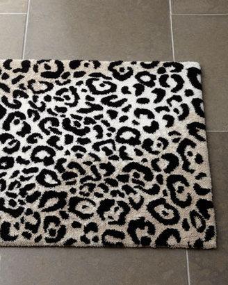 """Habidecor Abyss & Leopard"""" Bath Rugs"""